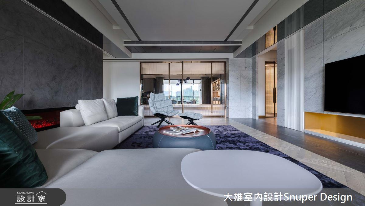 80坪新成屋(5年以下)_現代風客廳案例圖片_大雄室內設計Snuper Design_大雄_92之13