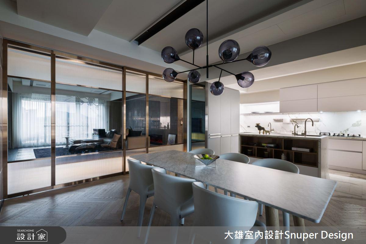 80坪新成屋(5年以下)_現代風餐廳案例圖片_大雄室內設計Snuper Design_大雄_92之14