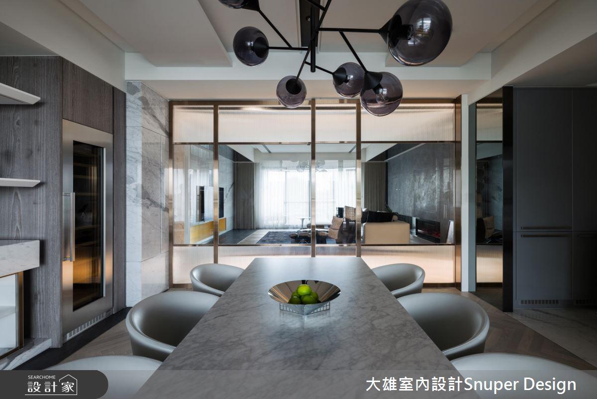 80坪新成屋(5年以下)_現代風餐廳案例圖片_大雄室內設計Snuper Design_大雄_92之15