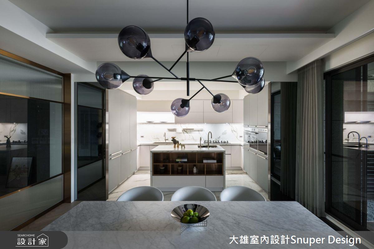 80坪新成屋(5年以下)_現代風餐廳案例圖片_大雄室內設計Snuper Design_大雄_92之16