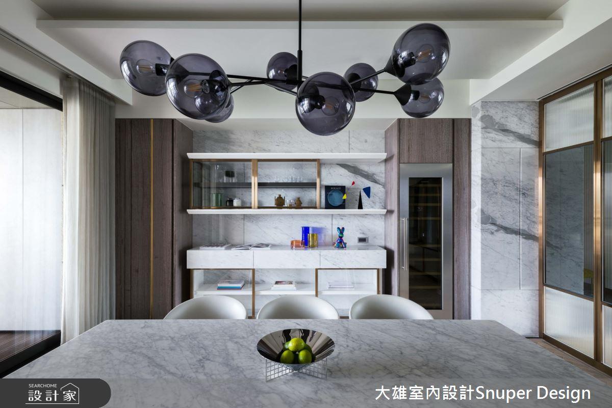 80坪新成屋(5年以下)_現代風餐廳案例圖片_大雄室內設計Snuper Design_大雄_92之17