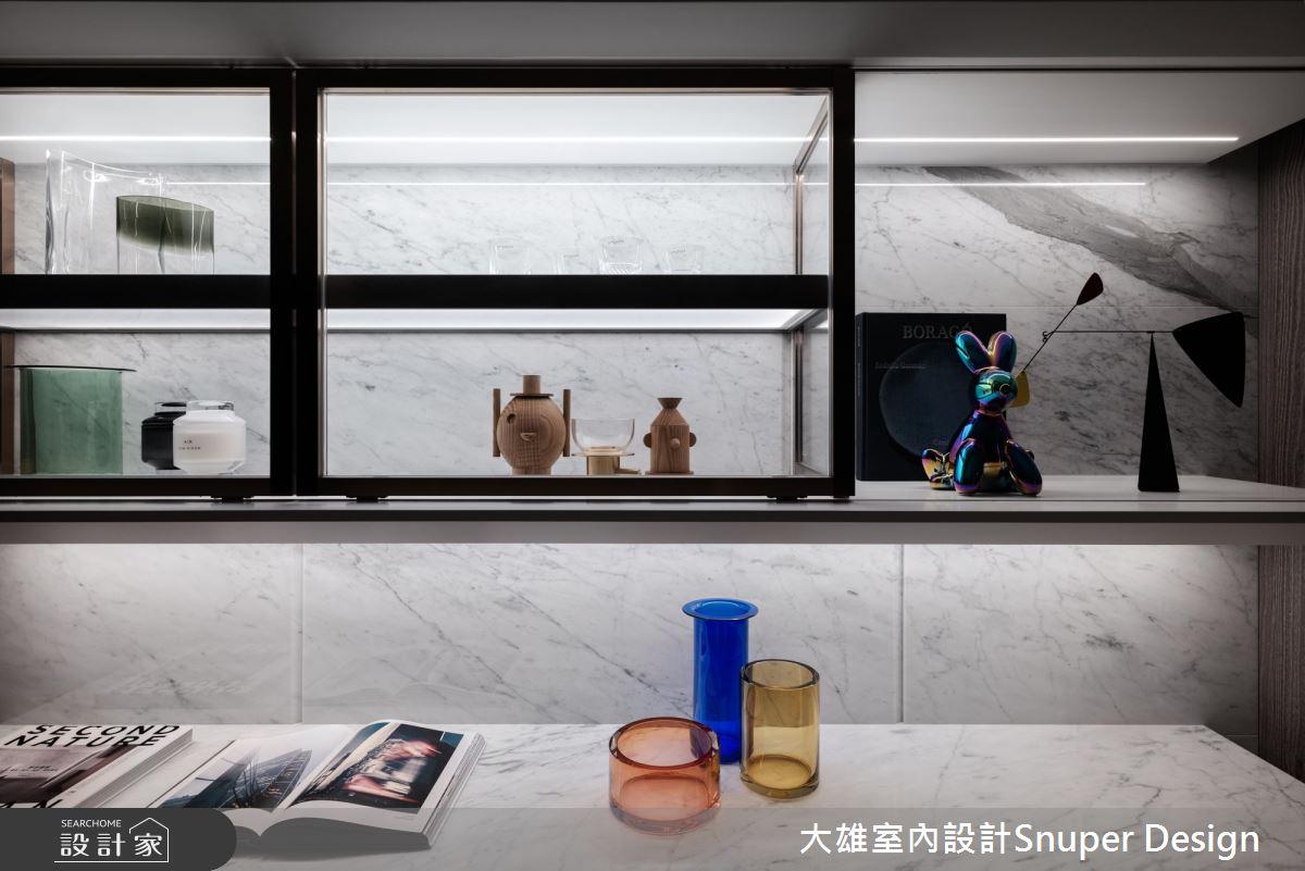 80坪新成屋(5年以下)_現代風餐廳案例圖片_大雄室內設計Snuper Design_大雄_92之18