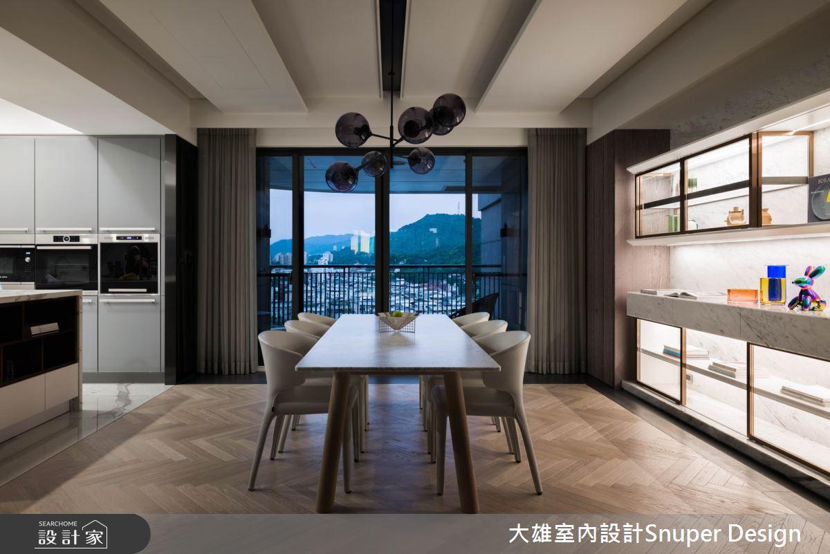 80坪新成屋(5年以下)_現代風餐廳案例圖片_大雄室內設計Snuper Design_大雄_92之34
