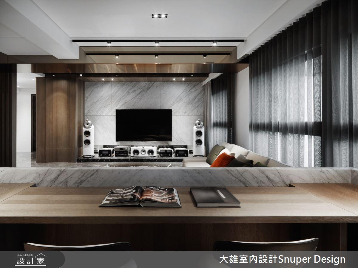 50坪新成屋(5年以下)_現代風客廳書房案例圖片_大雄室內設計Snuper Design_大雄_93之8