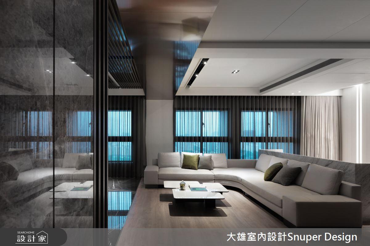 50坪新成屋(5年以下)_現代風客廳案例圖片_大雄室內設計Snuper Design_大雄_93之11