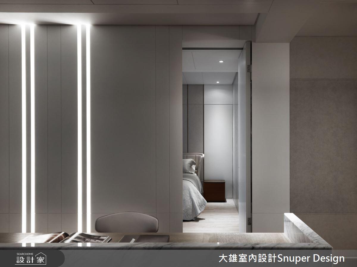 50坪新成屋(5年以下)_現代風臥室案例圖片_大雄室內設計Snuper Design_大雄_93之12