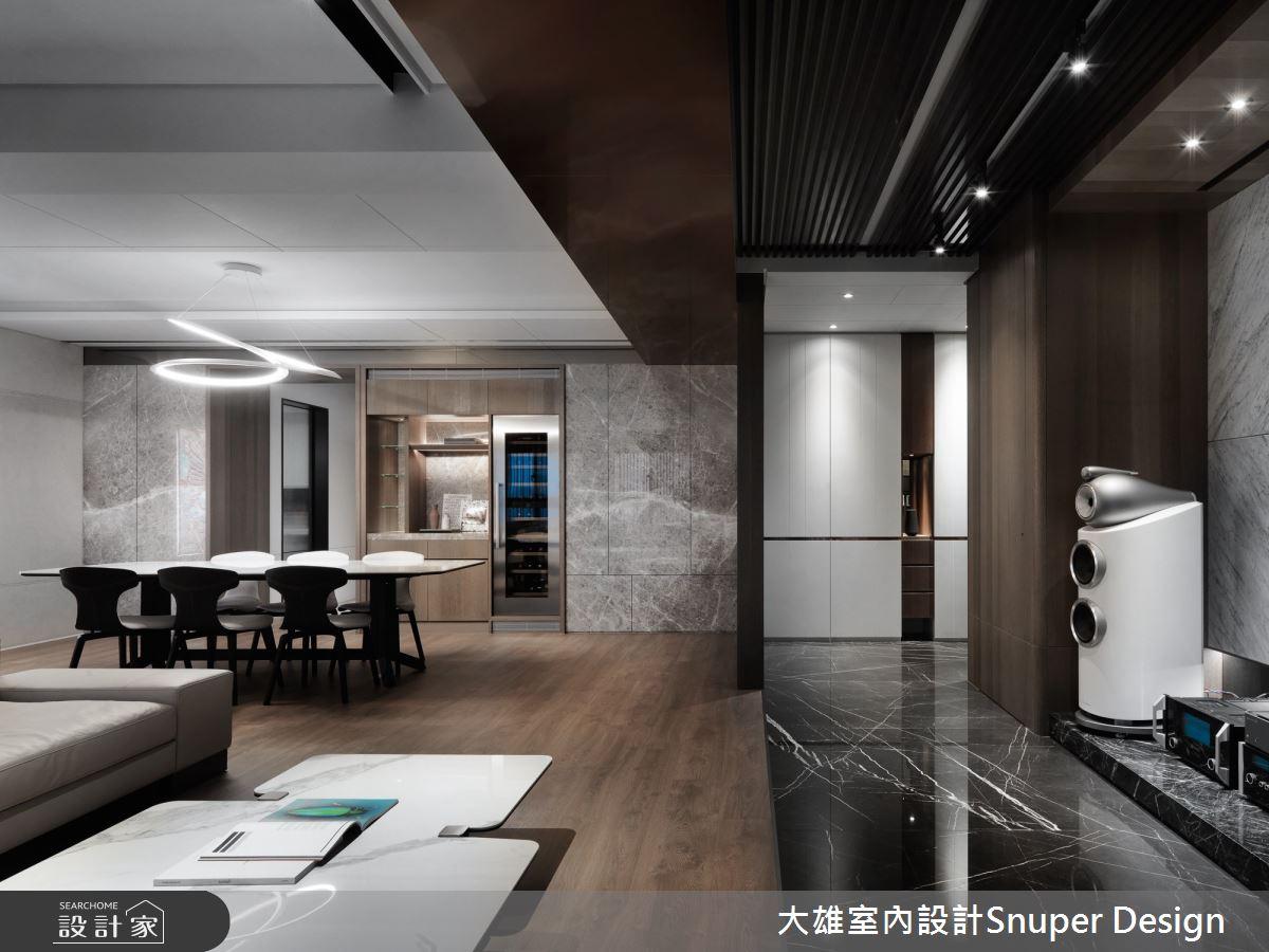 50坪新成屋(5年以下)_現代風客廳餐廳案例圖片_大雄室內設計Snuper Design_大雄_93之5