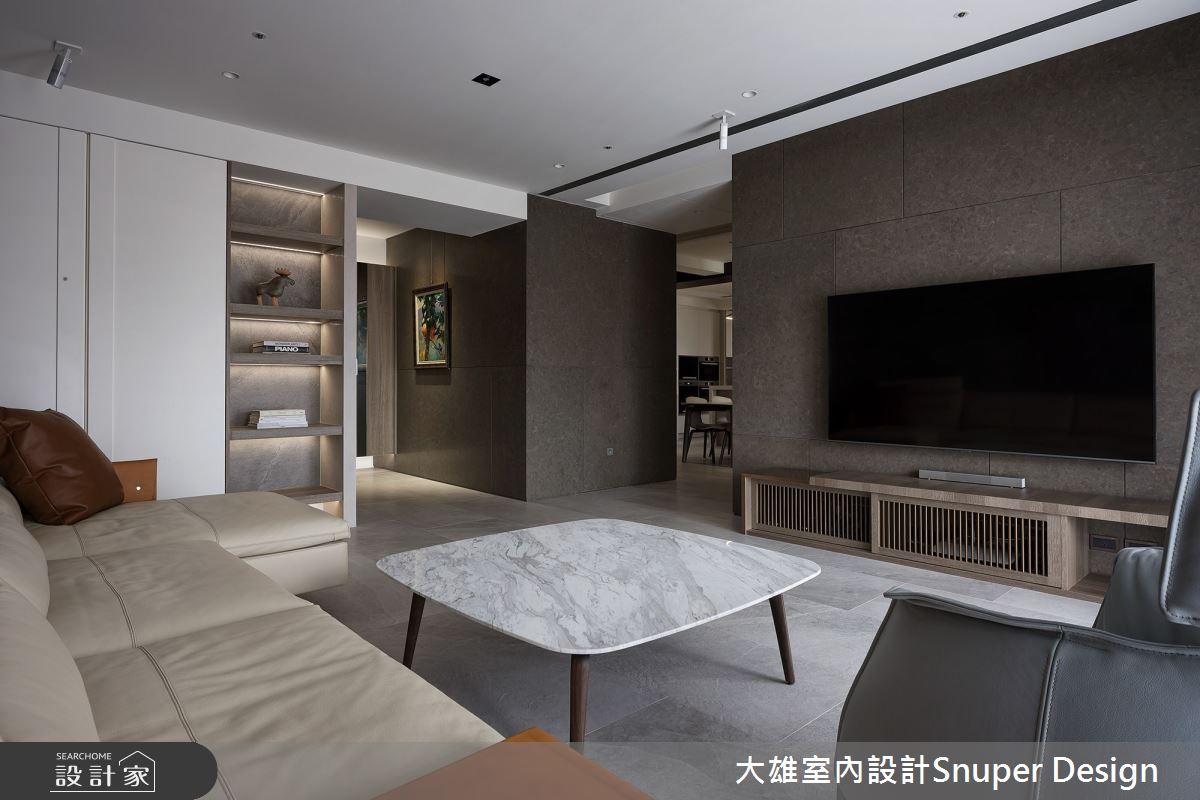 43坪新成屋(5年以下)_現代風案例圖片_大雄室內設計Snuper Design_大雄_99之4