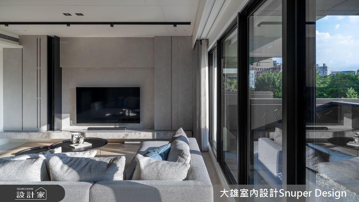 50坪新成屋(5年以下)_現代風案例圖片_大雄室內設計Snuper Design_大雄_103之1