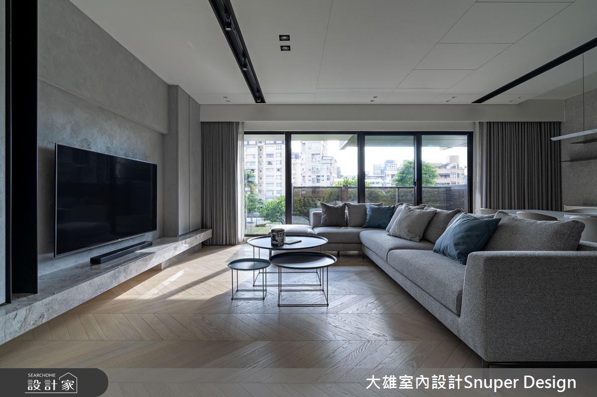 50坪新成屋(5年以下)_現代風案例圖片_大雄室內設計Snuper Design_大雄_103之2