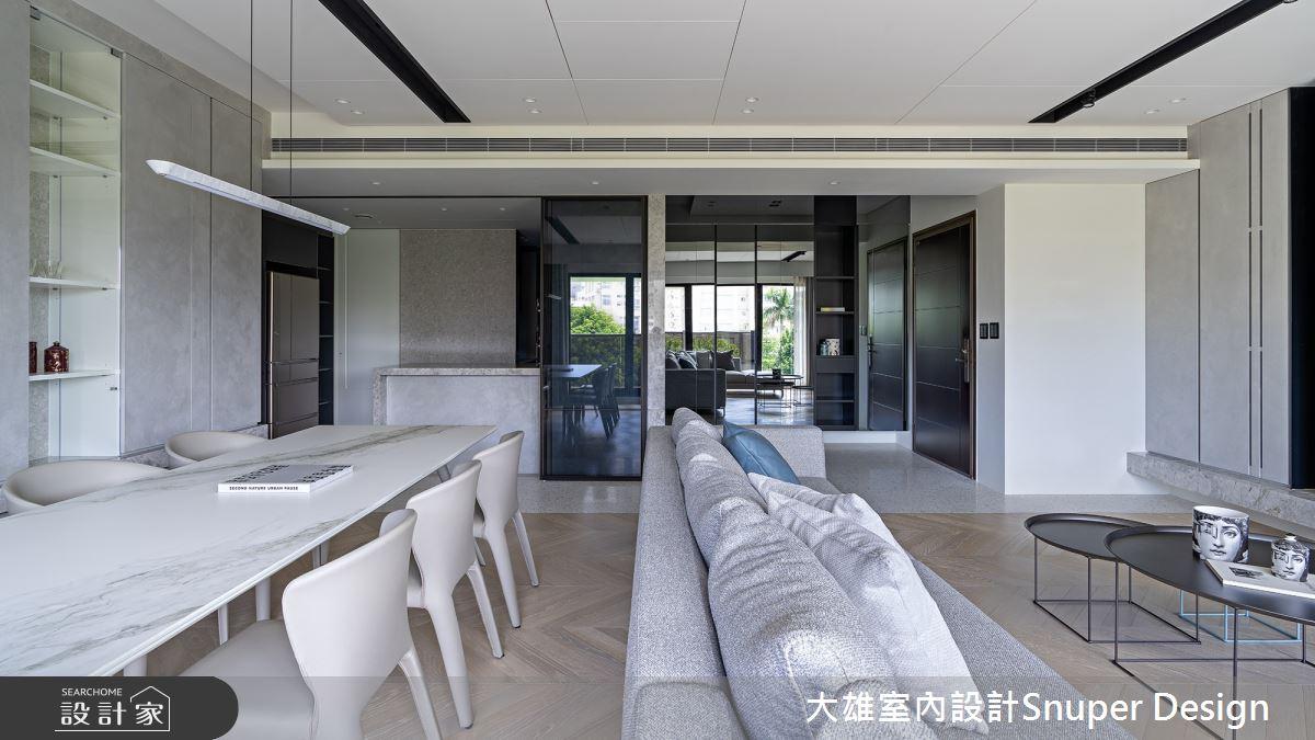 50坪新成屋(5年以下)_現代風案例圖片_大雄室內設計Snuper Design_大雄_103之3