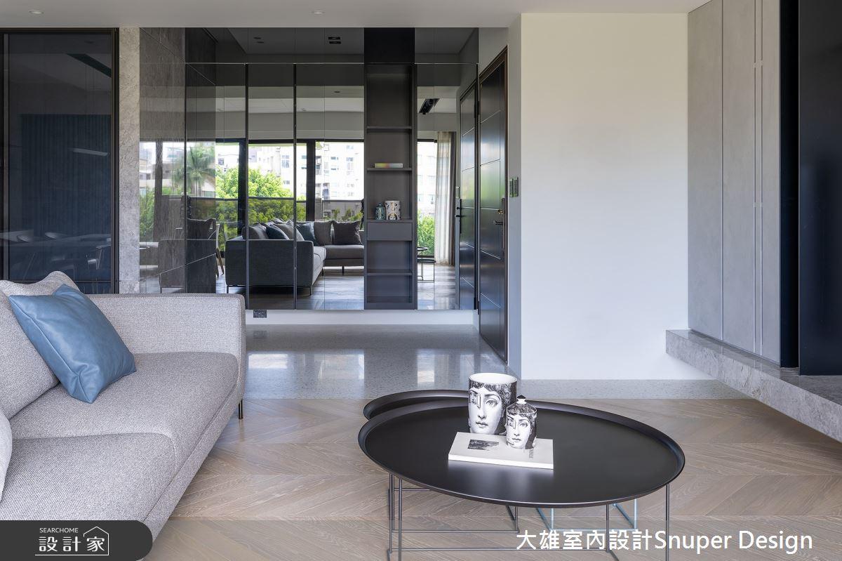 50坪新成屋(5年以下)_現代風案例圖片_大雄室內設計Snuper Design_大雄_103之4