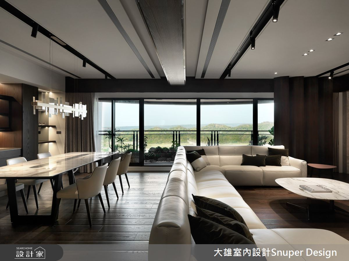 85坪新成屋(5年以下)_現代風案例圖片_大雄室內設計Snuper Design_大雄_104之1