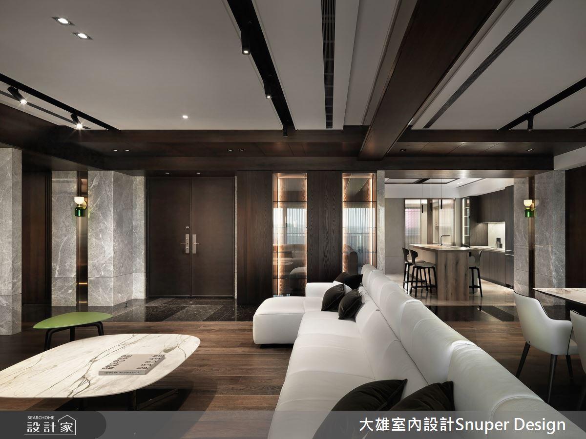 85坪新成屋(5年以下)_現代風案例圖片_大雄室內設計Snuper Design_大雄_104之2
