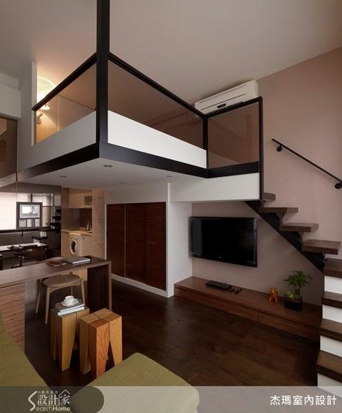 8坪_現代風案例圖片_杰瑪室內設計_杰瑪_01之3