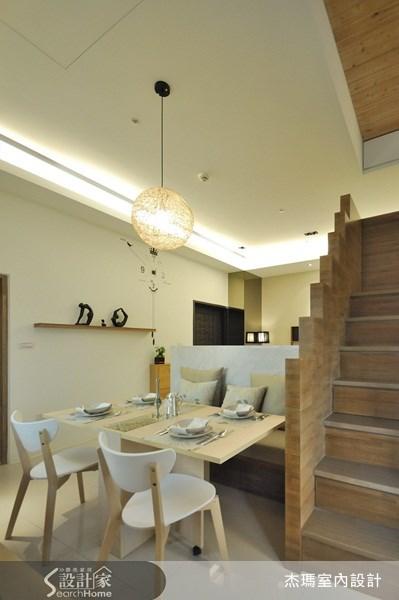 12坪新成屋(5年以下)_現代風案例圖片_杰瑪室內設計_杰瑪_05之5
