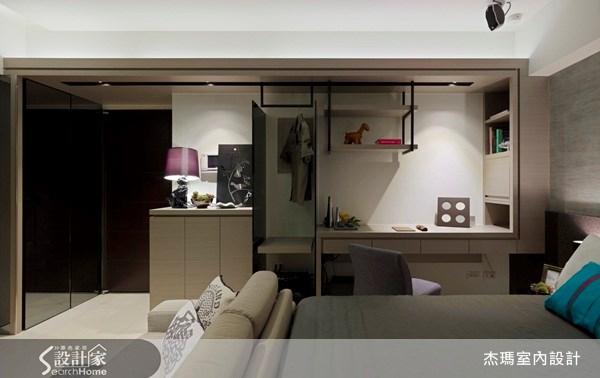 8坪新成屋(5年以下)_現代風案例圖片_杰瑪室內設計_杰瑪_06之2