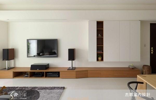 20坪新成屋(5年以下)_現代風案例圖片_杰瑪室內設計_杰瑪_07之4