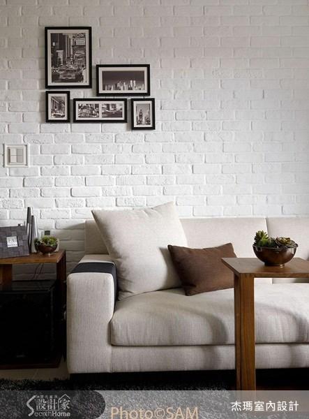20坪新成屋(5年以下)_現代風案例圖片_杰瑪室內設計_杰瑪_07之2