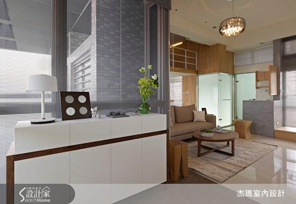 15坪新成屋(5年以下)_休閒風案例圖片_杰瑪室內設計_杰瑪_08之1