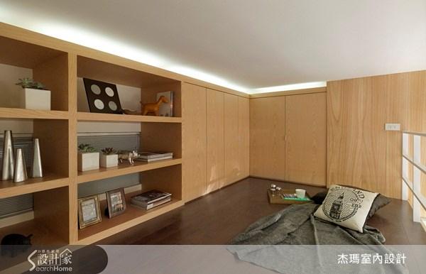 15坪新成屋(5年以下)_休閒風案例圖片_杰瑪室內設計_杰瑪_08之15