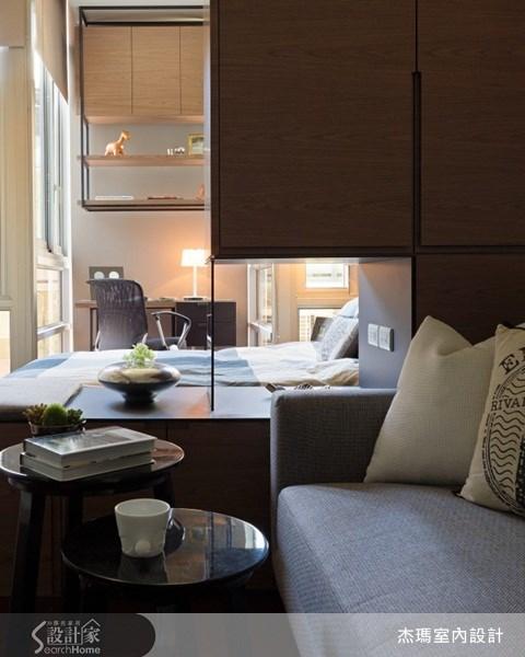 8坪新成屋(5年以下)_現代風案例圖片_杰瑪室內設計_杰瑪_09之4