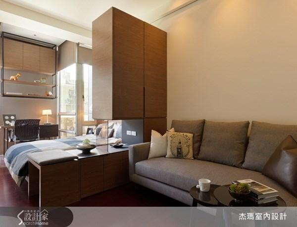 8坪新成屋(5年以下)_現代風案例圖片_杰瑪室內設計_杰瑪_09之3