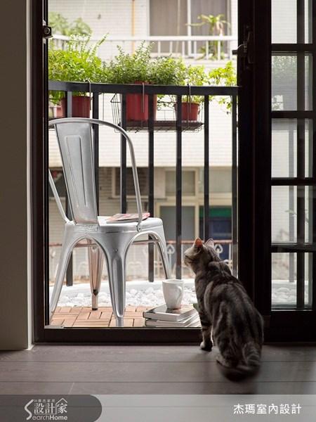 25坪老屋(16~30年)_現代風案例圖片_杰瑪室內設計_杰瑪_12之3