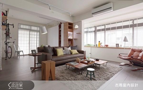 25坪老屋(16~30年)_現代風案例圖片_杰瑪室內設計_杰瑪_12之4
