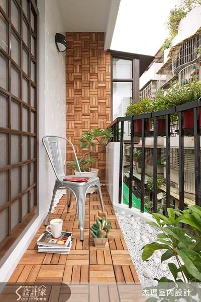 25坪老屋(16~30年)_現代風案例圖片_杰瑪室內設計_杰瑪_12之1