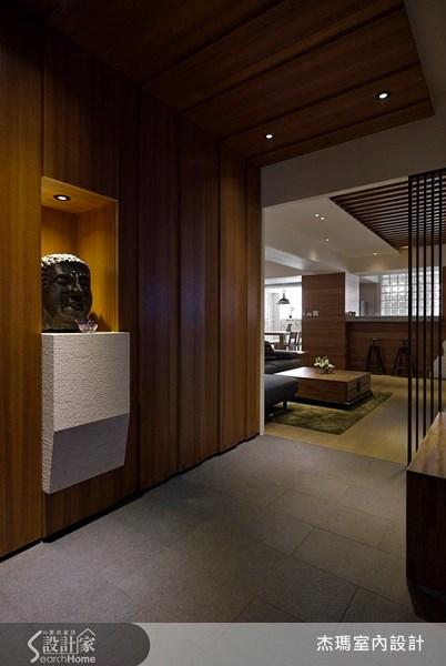35坪中古屋(5~15年)_混搭風案例圖片_杰瑪室內設計_杰瑪_13之1