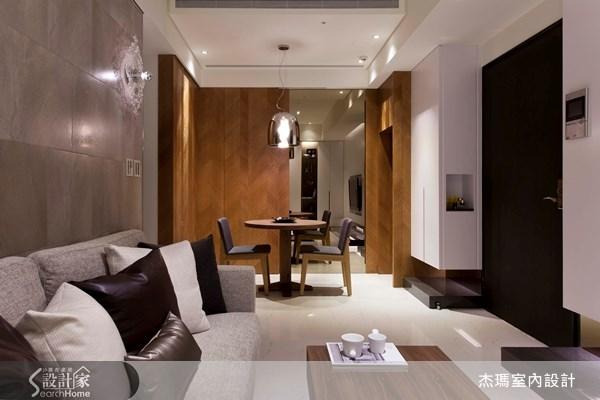 20坪新成屋(5年以下)_簡約風案例圖片_杰瑪室內設計_杰瑪_14之5