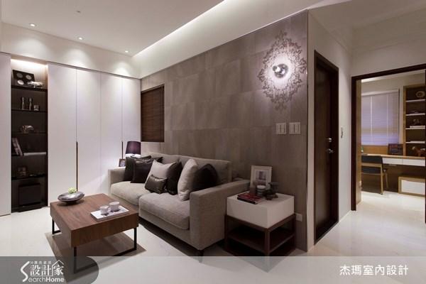 20坪新成屋(5年以下)_簡約風案例圖片_杰瑪室內設計_杰瑪_14之1