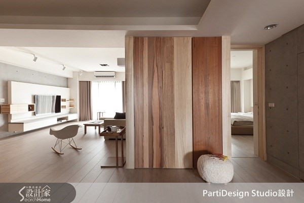 34坪_北歐風案例圖片_PartiDesign Studio_PartiDesign_02_家+ --無法離開家的新居概念之7