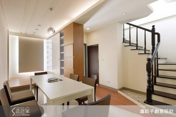 30坪新成屋(5年以下)_現代風餐廳案例圖片_蟲點子創意設計_蟲點子_05之2