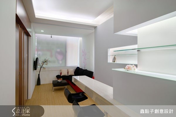 26坪老屋(16~30年)_現代風商業空間案例圖片_蟲點子創意設計_蟲點子_06之1