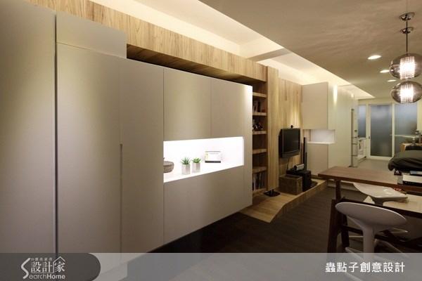 18坪老屋(16~30年)_現代風餐廳案例圖片_蟲點子創意設計_蟲點子_12之1