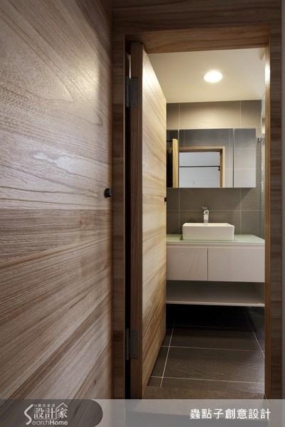 20坪中古屋(5~15年)_簡約風浴室案例圖片_蟲點子創意設計_蟲點子_14之12
