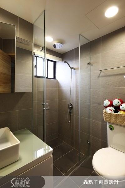 20坪中古屋(5~15年)_簡約風浴室案例圖片_蟲點子創意設計_蟲點子_14之13