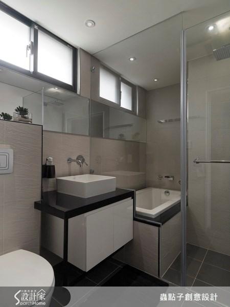 30坪老屋(16~30年)_簡約風浴室案例圖片_蟲點子創意設計_蟲點子_16之22