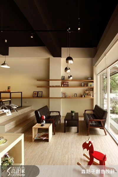 19坪新成屋(5年以下)_簡約風商業空間案例圖片_蟲點子創意設計_蟲點子_19之2