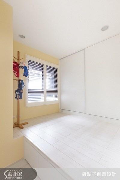 17坪新成屋(5年以下)_北歐風臥室案例圖片_蟲點子創意設計_蟲點子_21之28