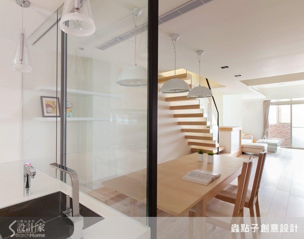 60坪中古屋(5~15年)_簡約風餐廳案例圖片_蟲點子創意設計_蟲點子_23之1