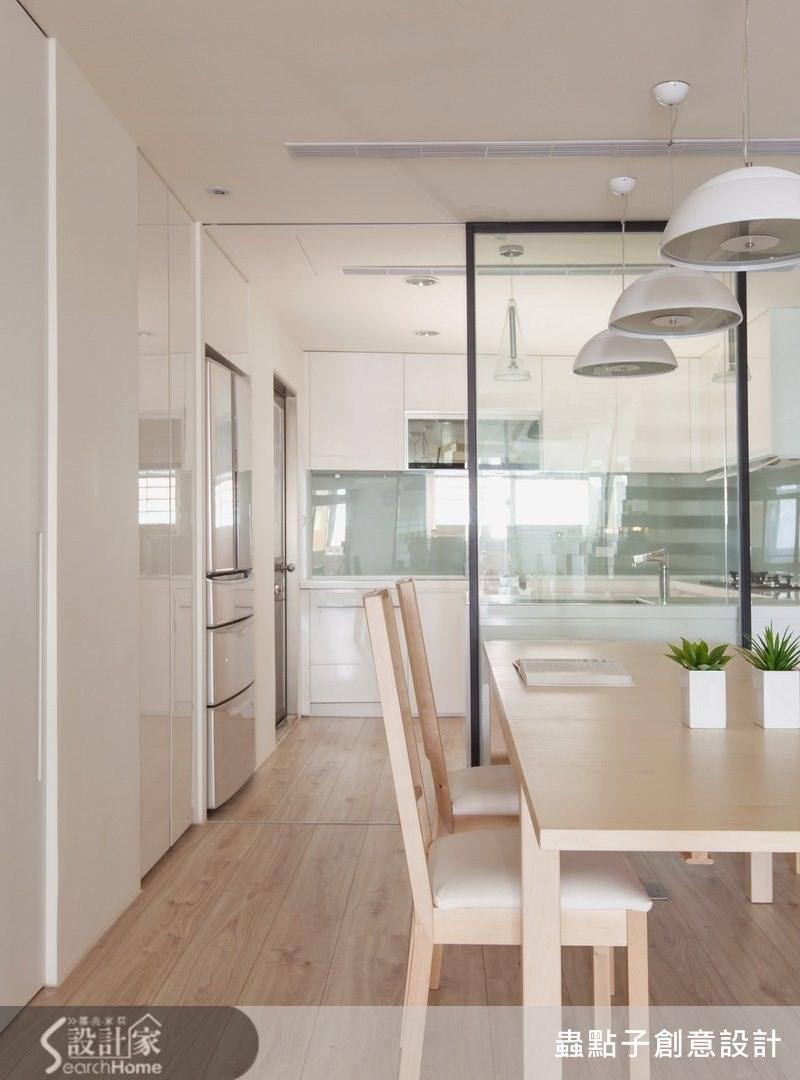 60坪中古屋(5~15年)_簡約風餐廳案例圖片_蟲點子創意設計_蟲點子_23之2