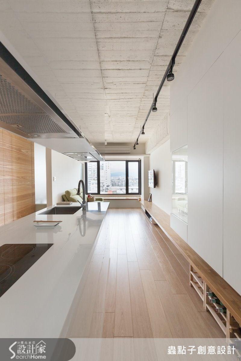 12坪老屋(16~30年)_工業風餐廳案例圖片_蟲點子創意設計_蟲點子_25之2