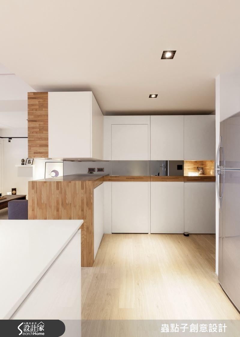 18坪新成屋(5年以下)_北歐風玄關案例圖片_蟲點子創意設計_蟲點子_27之2