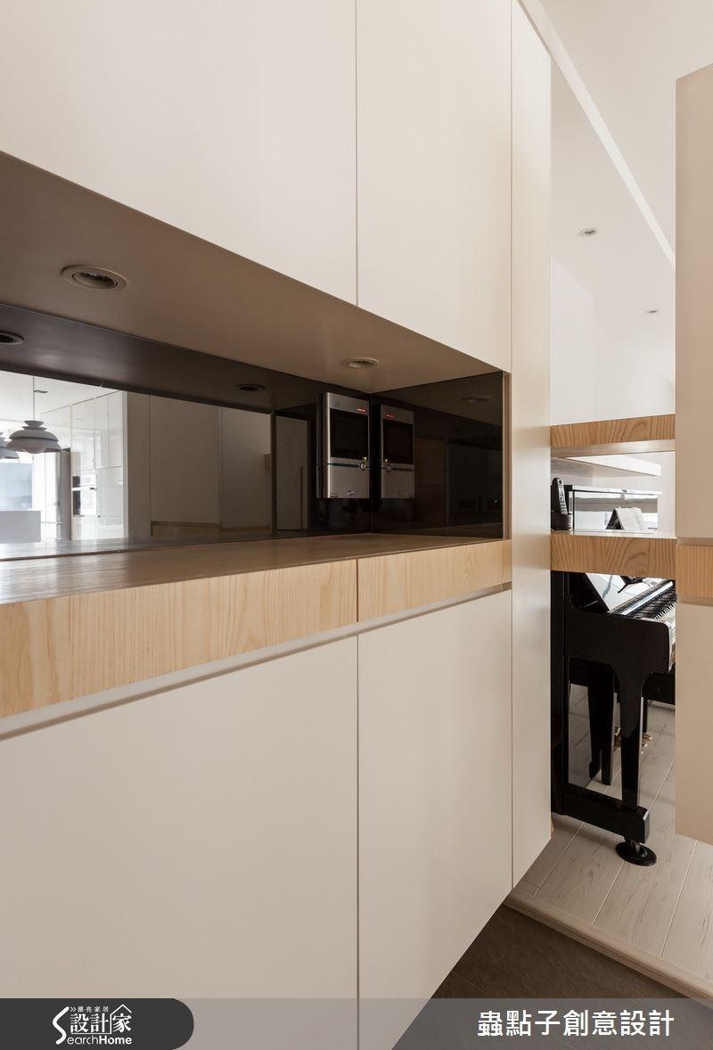 30坪新成屋(5年以下)_簡約風玄關案例圖片_蟲點子創意設計_蟲點子_33之2