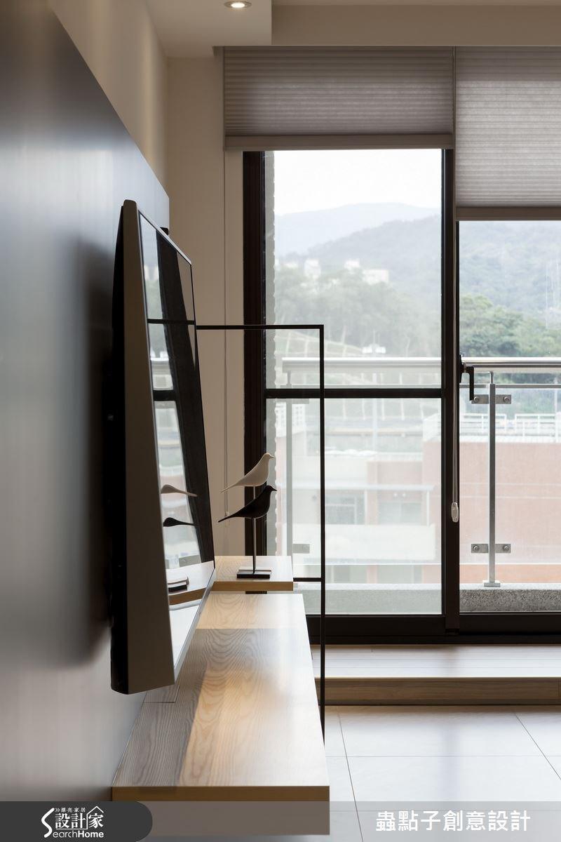40坪新成屋(5年以下)_北歐風客廳案例圖片_蟲點子創意設計_蟲點子_34之3