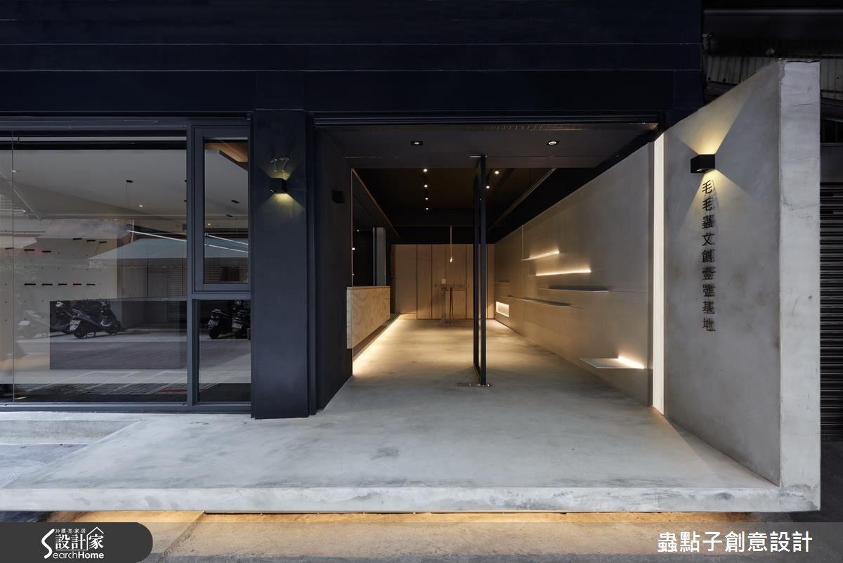 26坪老屋(16~30年)_工業風商業空間案例圖片_蟲點子創意設計_蟲點子_48之2
