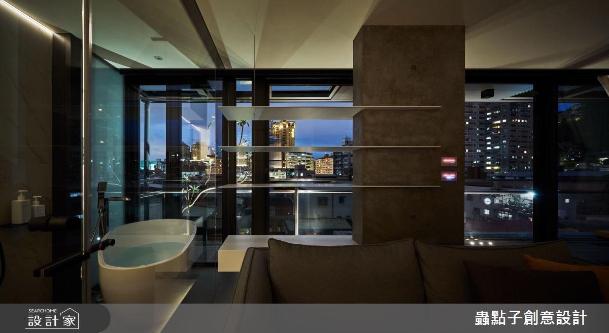 14坪新成屋(5年以下)_北歐風客廳浴室案例圖片_蟲點子創意設計_蟲點子_55之51